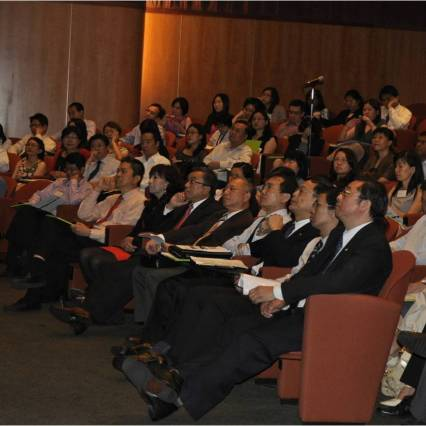 Delegates @ IMCS Productivity Conference